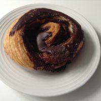 Pastry Sunday and Chocolate Snails