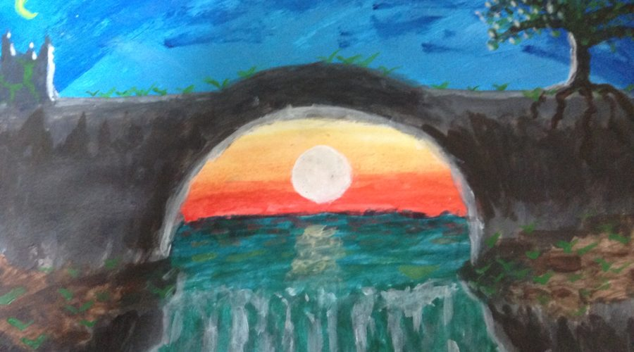The Passing of the Sun